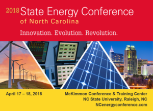 2018 State Energy Conference Banner